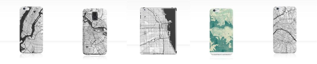 Case Phone Map
