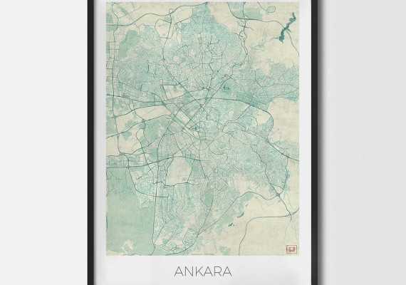 City Art Posters Map Posters And Cool Art Prints Poster My Walls - Cool map posters