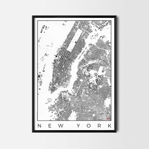 City Art Posterscom  Map Posters and Art Prints  Gifts for City