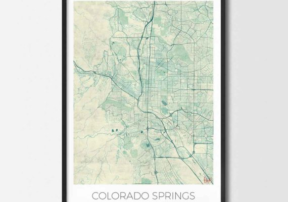 Seattle map poster city art posters and map prints for T shirt printing in colorado springs